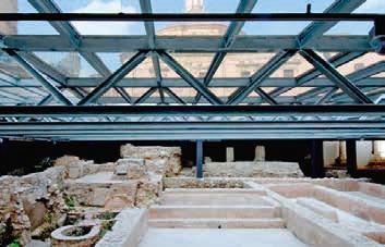 Excursión al Centro Arqueológico de la Almoina