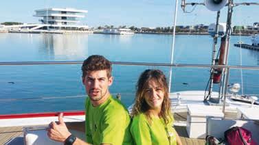 Excursión al Puerto de Valencia