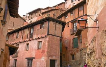 Viaje Fin de Curso Albarracín