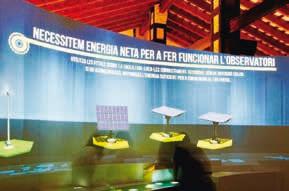 Excursión al Observatorio Territorial del Cambio Climático